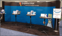 [EmperorLinux Booth]
