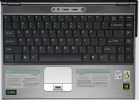 [EmperorLinux SilverComet SZ3x0 Keyboard]